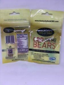 Cbd Worms, Bears
