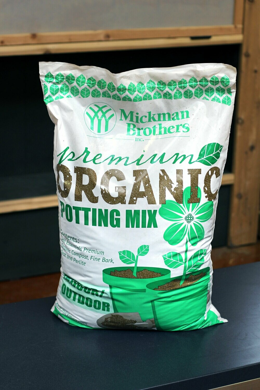 1cu/ft Mickman Brothers Premium Organic Potting Mix