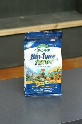4lb Espoma Organic Bio-tone Starter