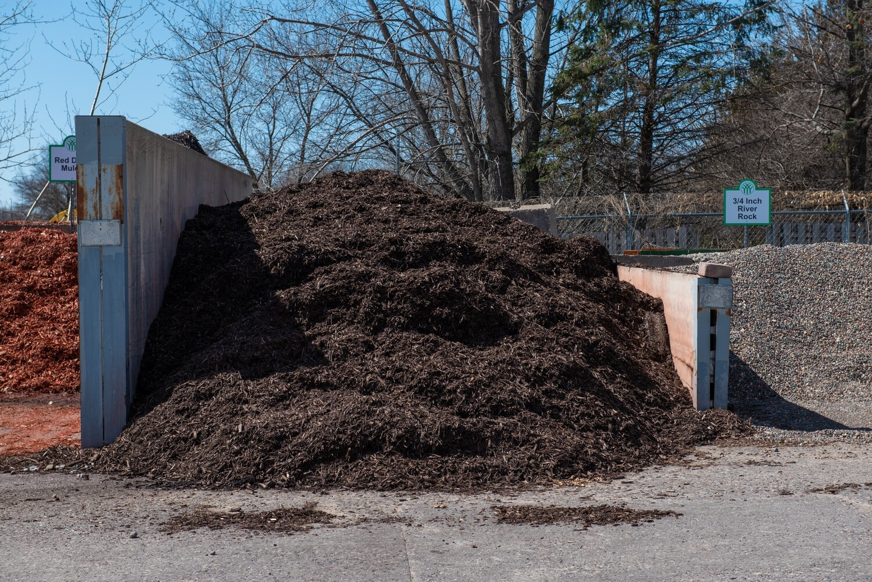 BULK - Chocolate Mulch