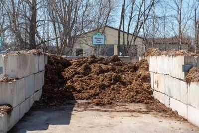 BULK - Western Red Cedar Mulch