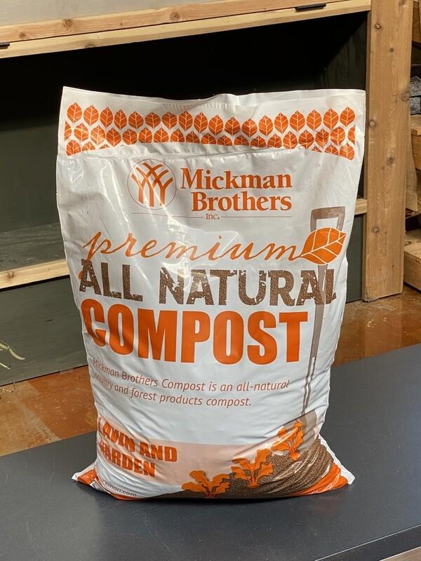 Compost-Mickman Brothers Premium All Natural