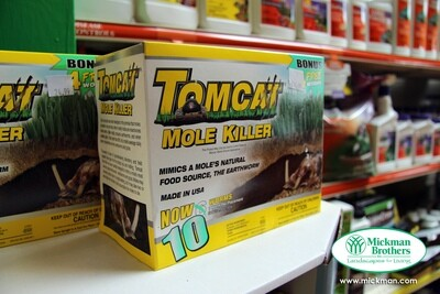 Mole Killer + Bonus Pack-TomCat