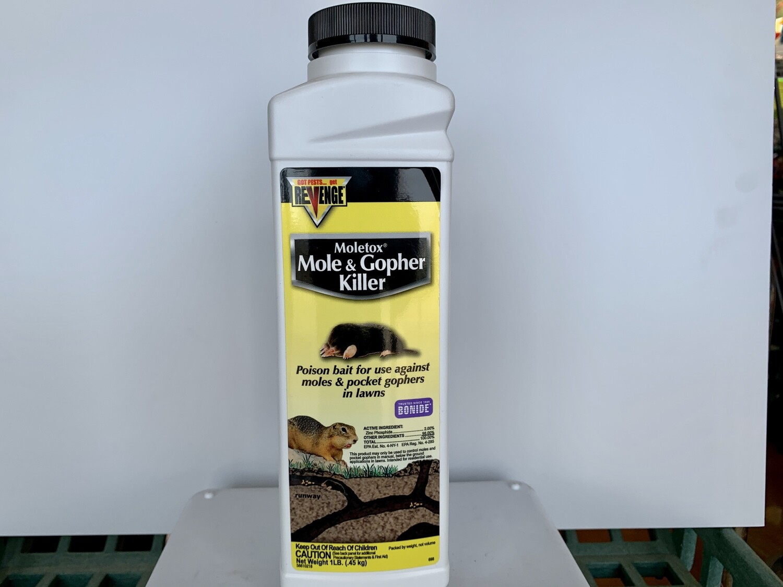 Mole & Gopher Killer-Bonide Moletox