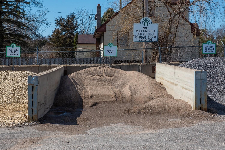Bulk - Coarse Sand