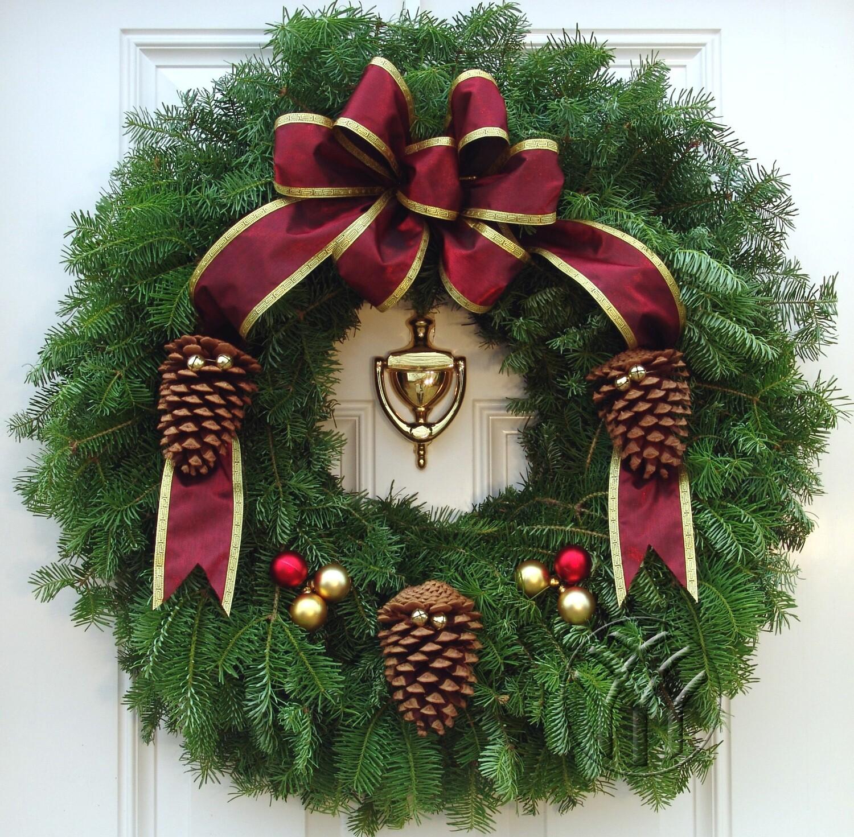 Wreath Live - Victorian