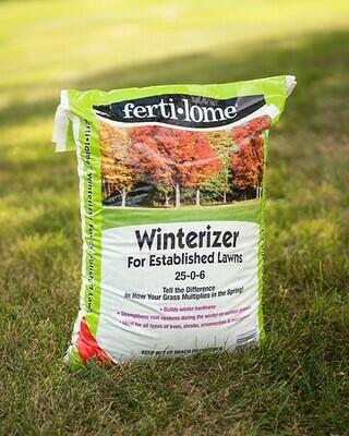 Fertilome Lawn Winterizer