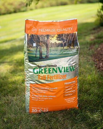 Greenview Fall Lawn Fertilizer