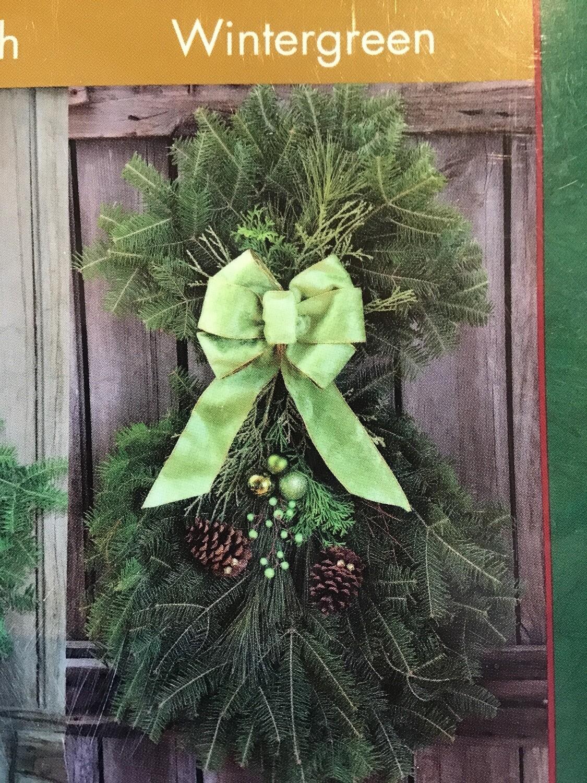 Door Spray Live - Wintergreen