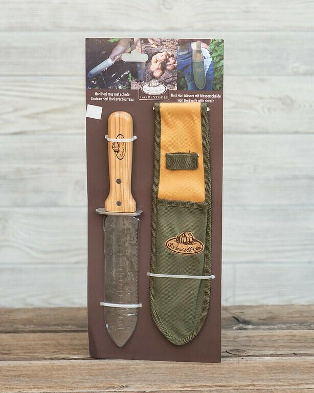 Hori Hori Knife with Sheath