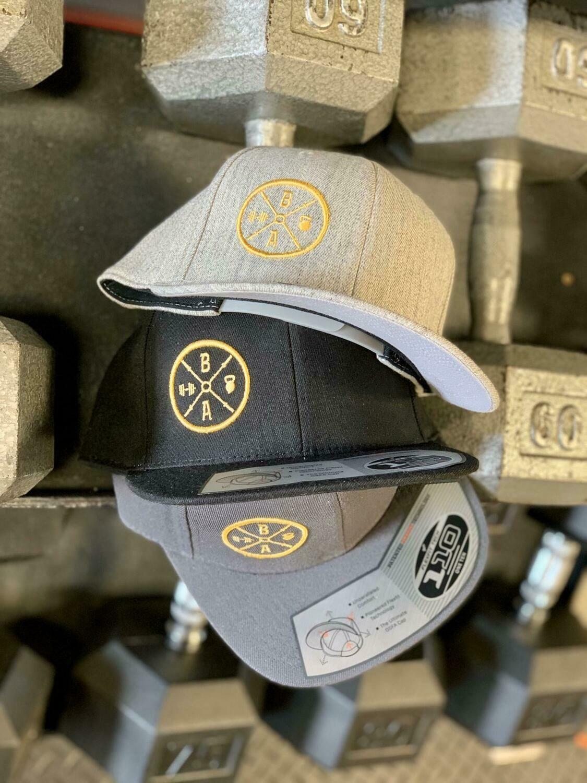 Light Grey BA Hat
