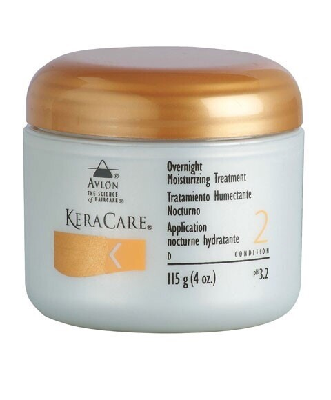 Kera Care Overnight Moisturizing Treatment Creme