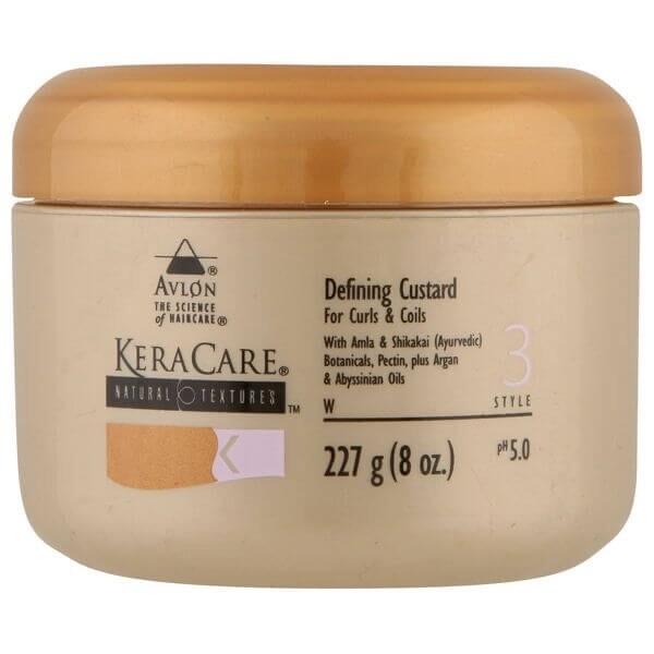 Kera Care Naturals Defining Custard For Curls And Coils