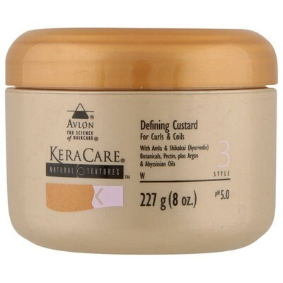 Kera Care Naturals Defining Custard For Curls And Coils