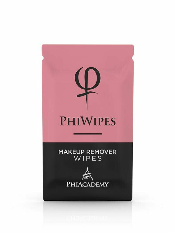Phi Wipes Make Up Remover 50 PCS
