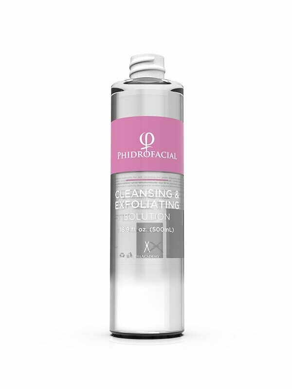 Phidrofacial Cleansing & Exfoliating Solution 500ml