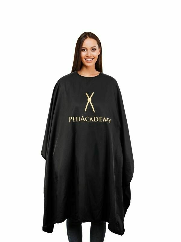 Cosmetic Cape 'PHIACADEMY'