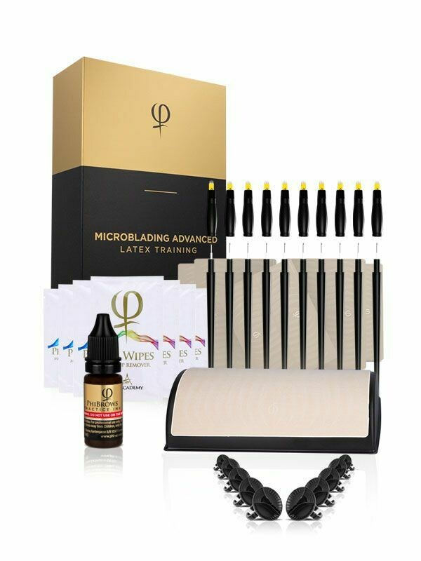 Microblading Advanced Latex Training Kit