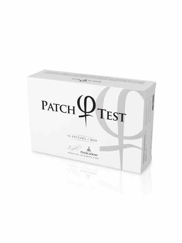 Phi Patch Test 10/1