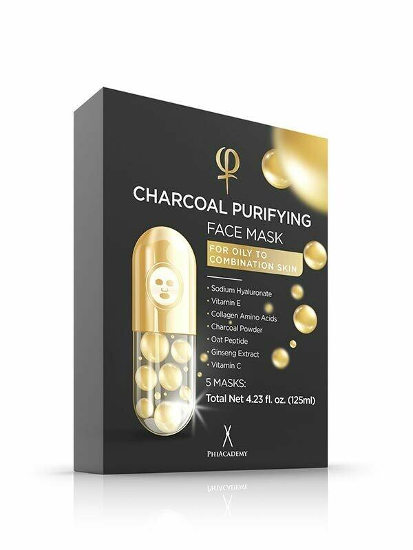 Charcoal Purifying Face Mask 1 x 5pcs