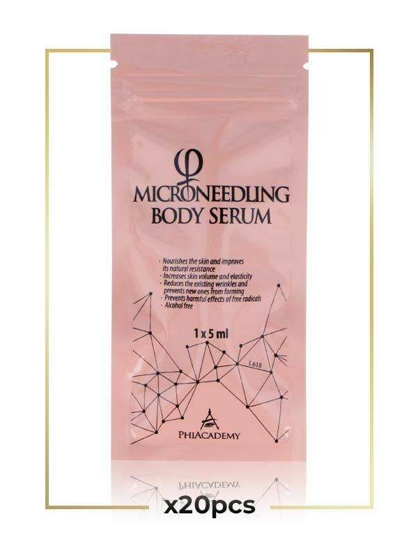 Microneedling Body Serum 20pcs