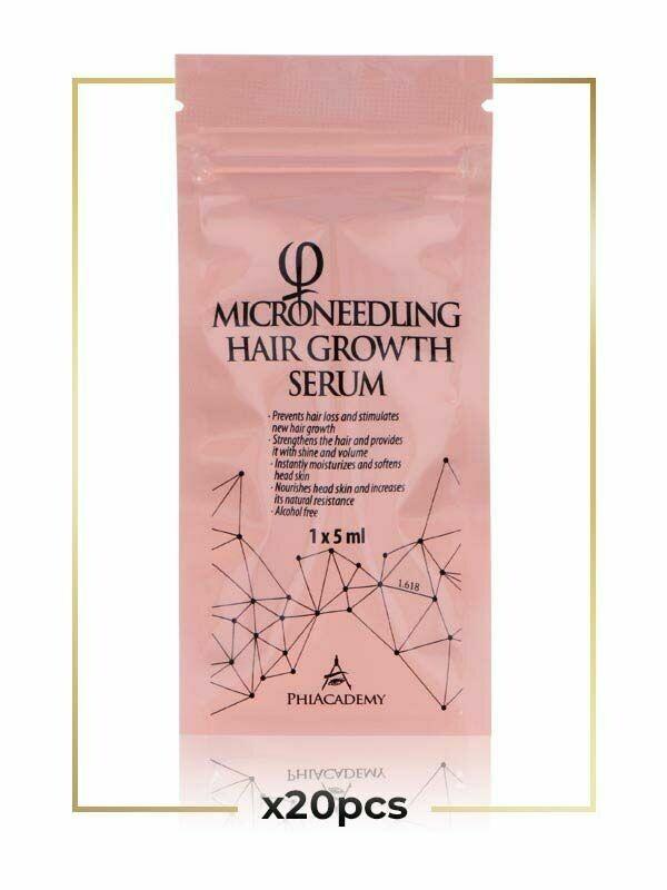 Microneedling Hair Growth Serum 20Pcs