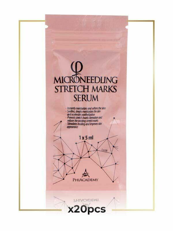 Microneedling Stretch Marks Serum 20 Pcs