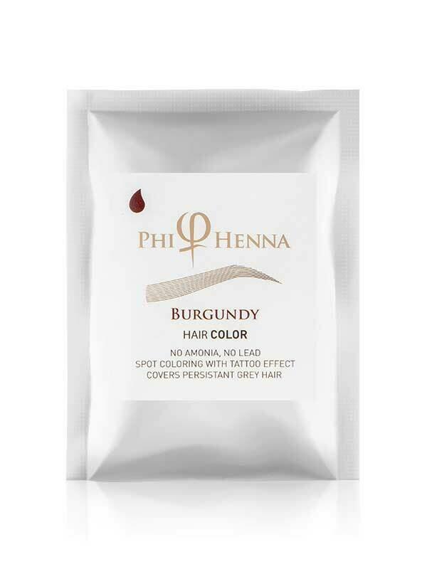 PhiHenna Burgundy