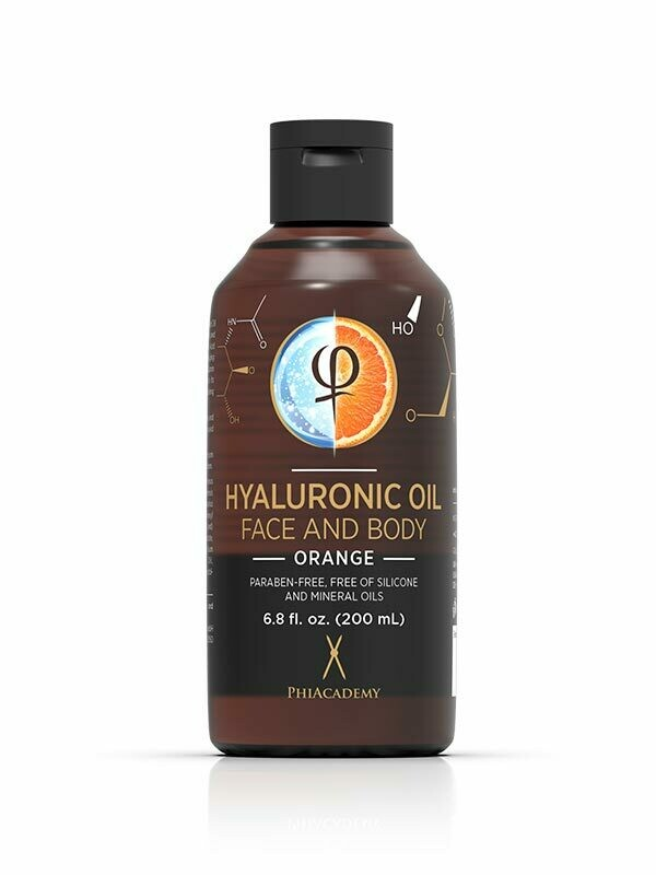 Hyaluronic Oil - Orange 200ml