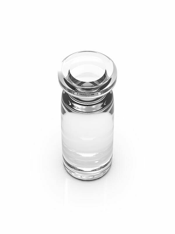 PhiDrofacial Glass Bottle