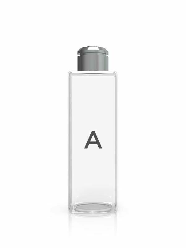 PhiDrofacial solution bottle A