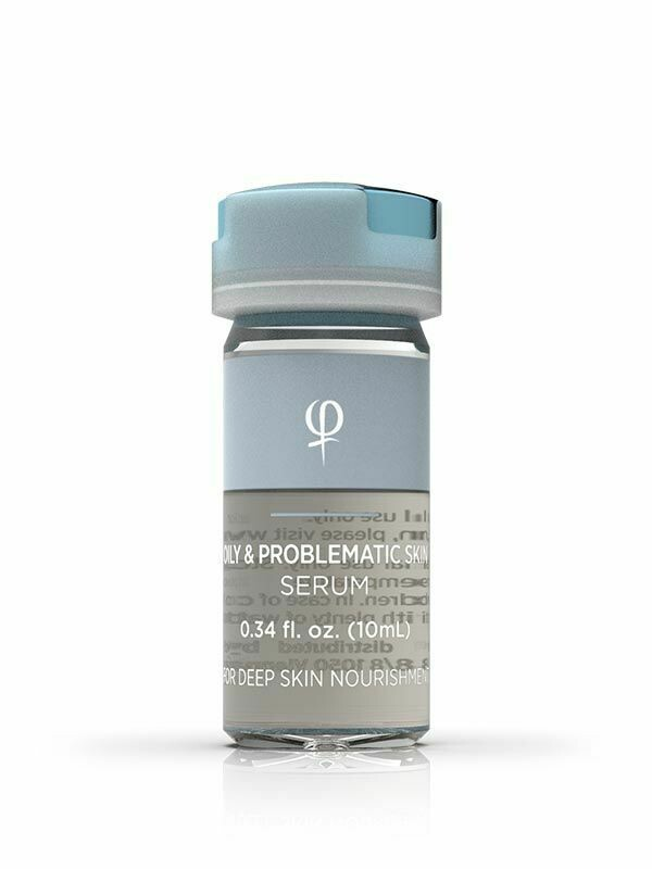 PhiDrofacial Oily and Problematic Skin Serum 10ml