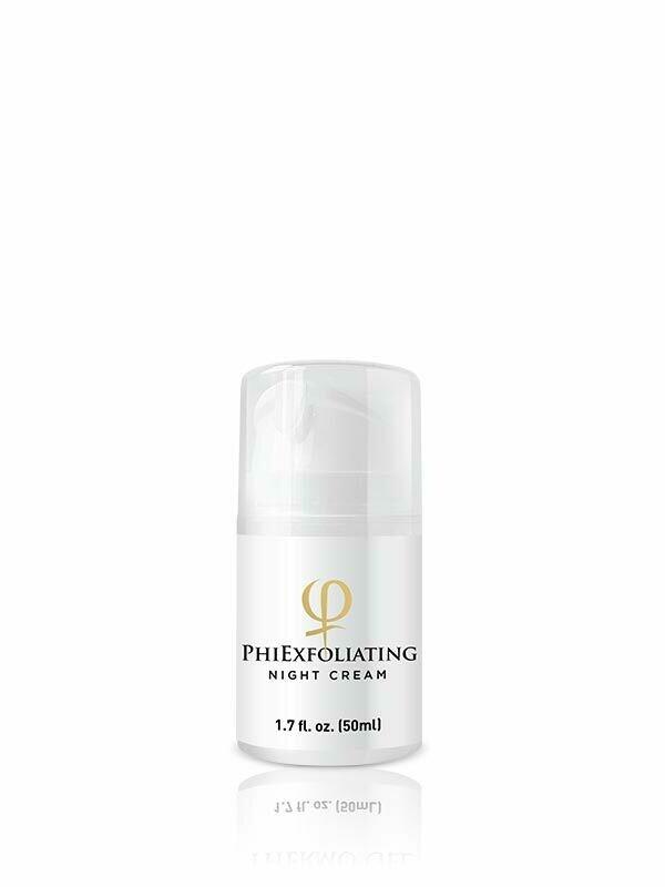 Phi Exfoliating Night Cream
