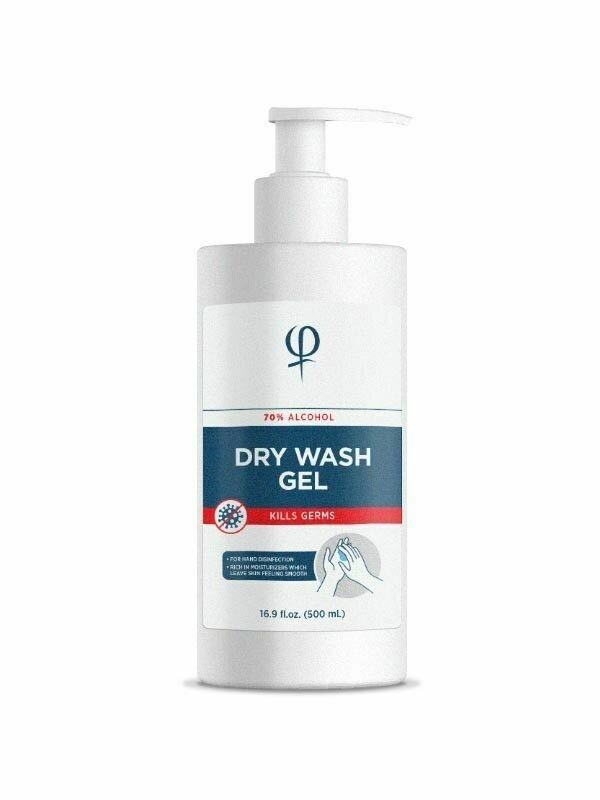 Dry Wash Gel 500ml