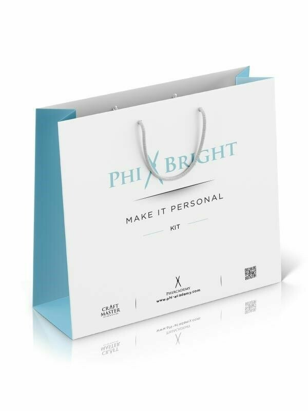 PHIBRIGHT KIT und LOGO