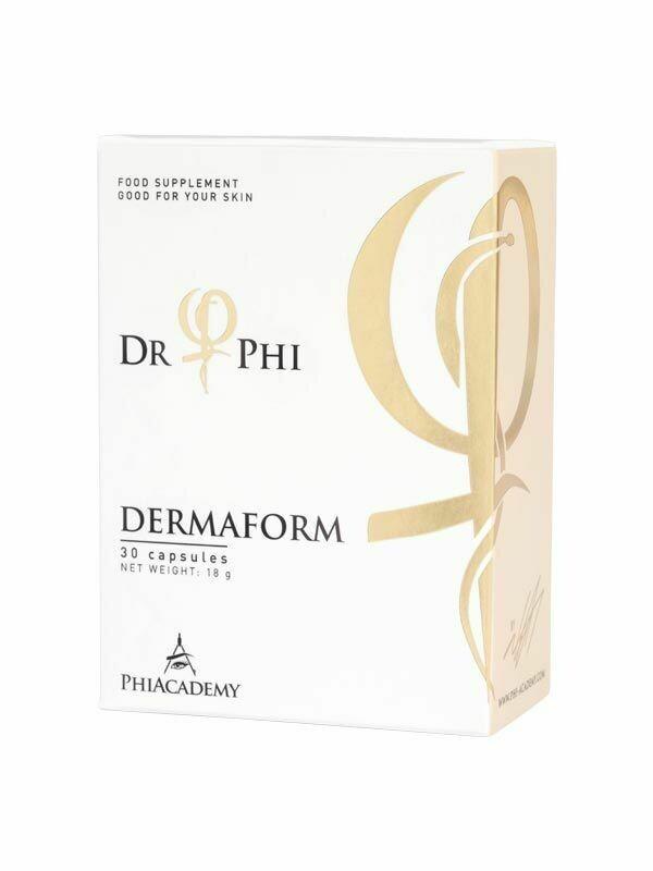 DR. PHI DERMAFORM 30/1 CAPSULES