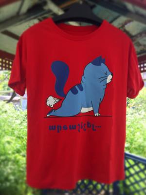 Յոգա Փիսոն֊ Կանացի լայն (oversized) Շապիկ