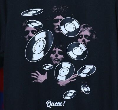 Queen խումբը Յունիսեքս Շապիկ