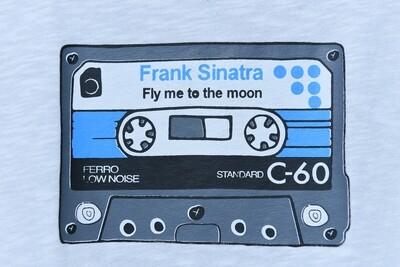 Ֆրենկ Սինատրա  Fly me to the moon Յունիսեքս Մայկա