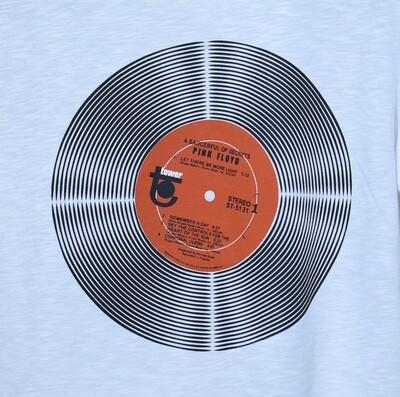 Pink Floyd Կոնքն Ընդգծող Կանացի Շապիկ
