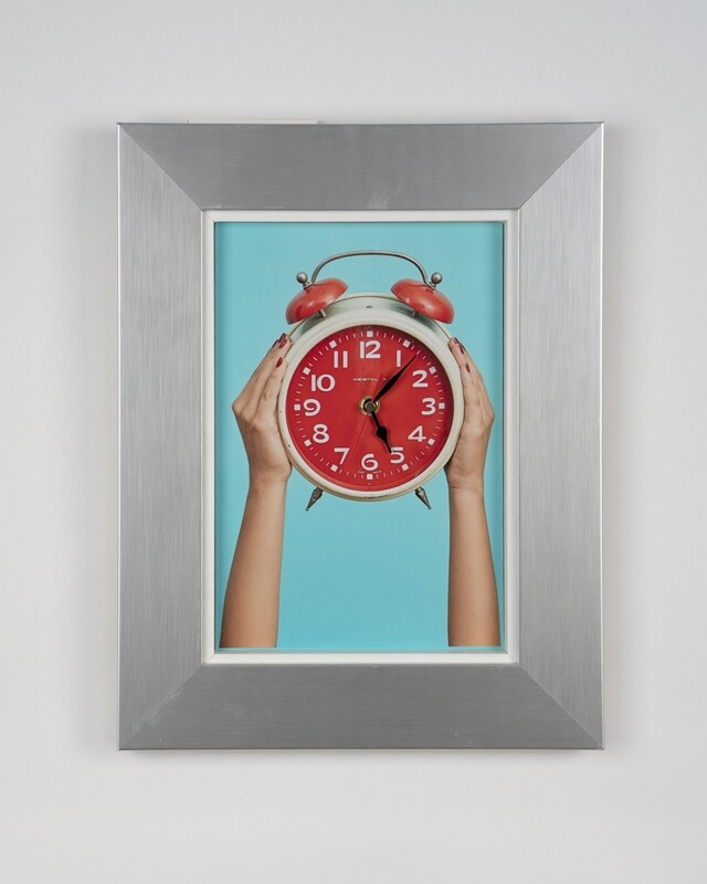 Can you see what time it is?