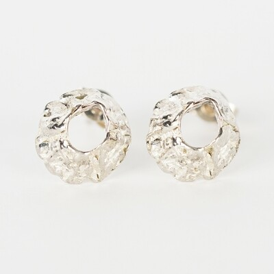Earrings Stud Barnacle