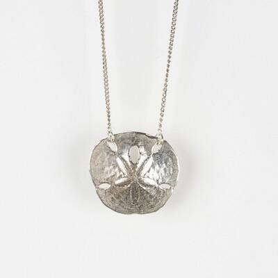 Necklace Large Sand Dollar