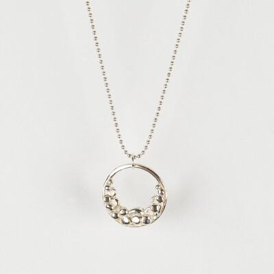 Necklace Pebble Cluster