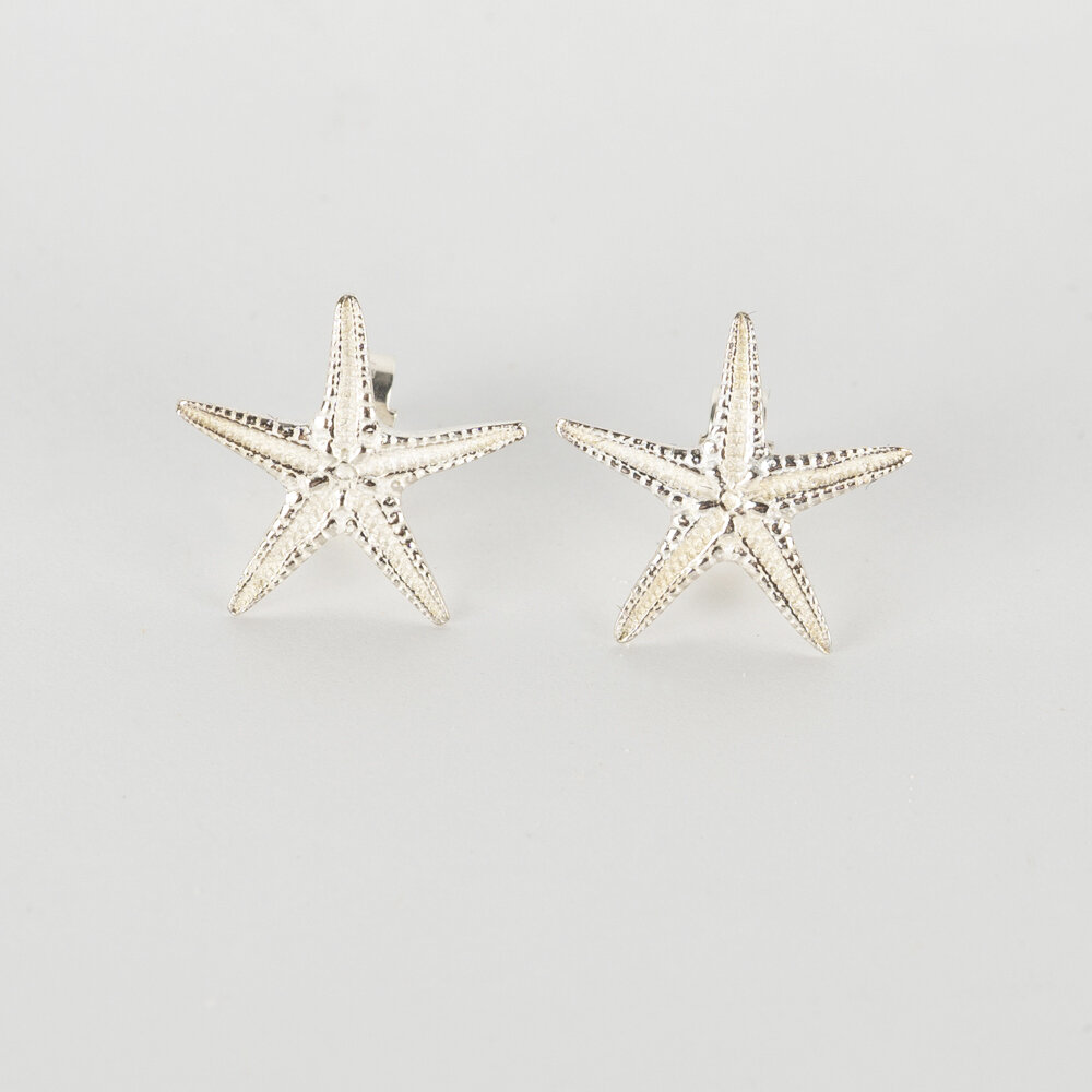 Earrings Stud Starfish