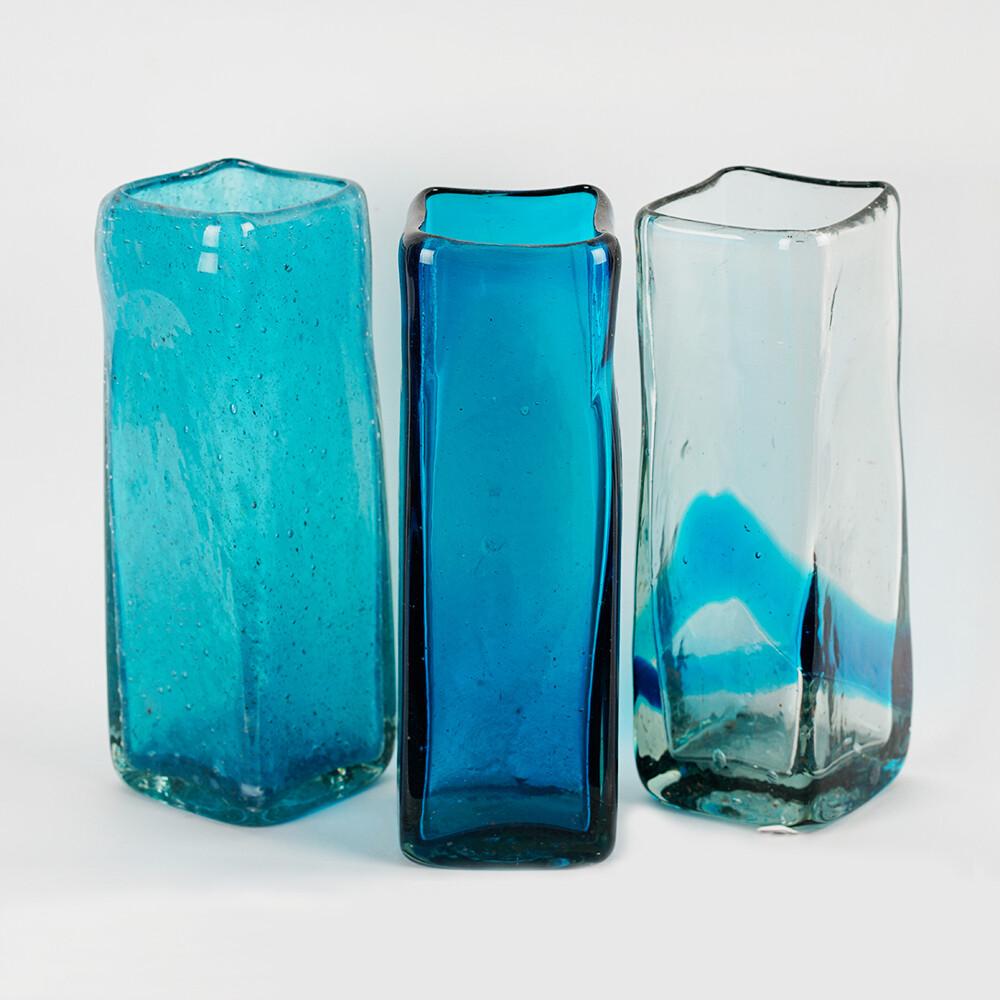 Vase square: small
