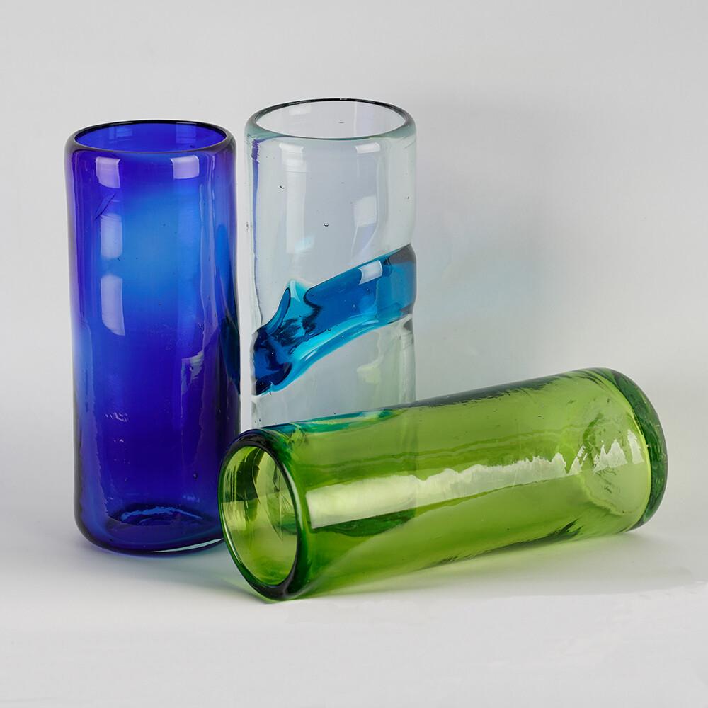 Vase round: small