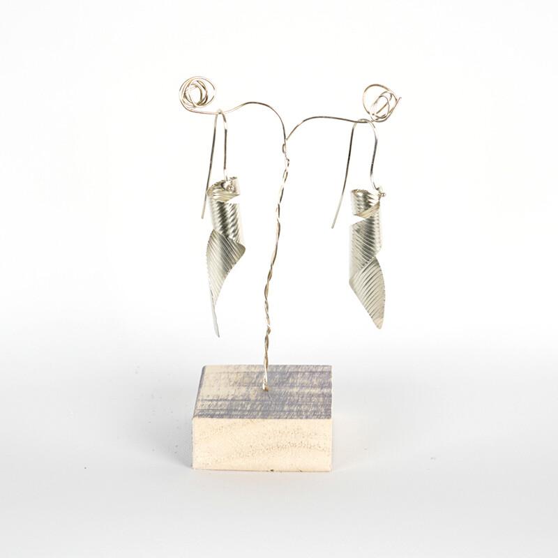 Spiral Earrings Emma Mogridge