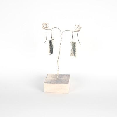 Deco Earrings - Emma Mogridge