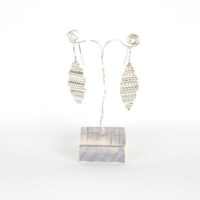 Sea ripple earrings